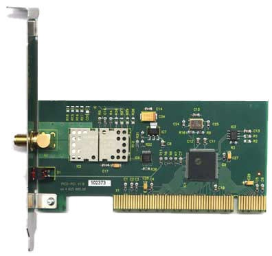 Bluetooth PCI-Adapter Class I + II