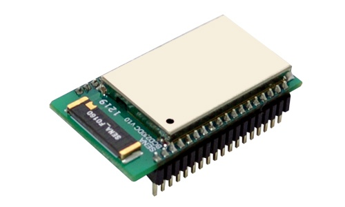 Parani BCD210-DC Bluetooth v2.0+EDR Class 2 OEM Modul mit SPP Firmware und Keramikantenne