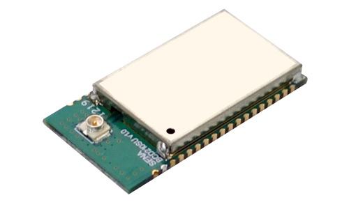 Parani BCD210-SU Bluetooth v2.0+EDR Class 2 embedded OEM Modul mit SPP Firmware, U.FL Antennenbuchse
