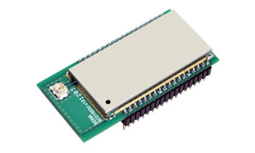 Parani BCD110-DU Bluetooth v2.0+EDR Class 1 embedded OEM Modul mit SPP Firmware, U.FL Antenenbuchse