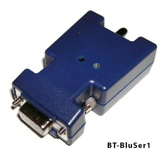 BlueSerial™ RS-232 Funkdapter im kompakten Kunststoffgehäuse