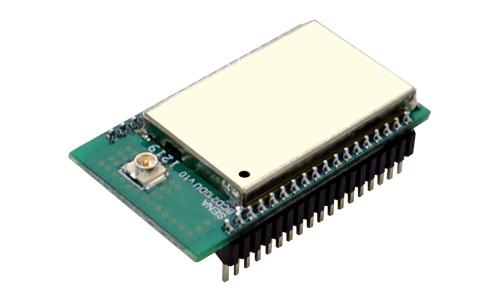 Parani BCD210-DU Bluetooth v2.0+EDR Class 2 OEM Modul, SPP Firmware, U.FL Antenenbuchse
