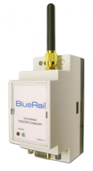 BlueRail RS232 Bluetooth Interface