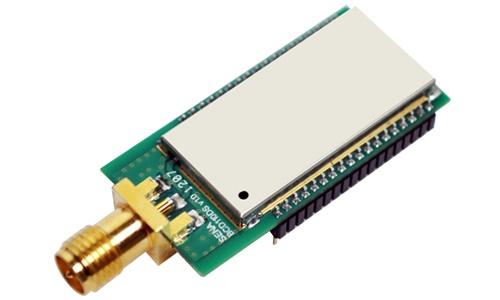 Parani BCD110-DS Bluetooth v2.0+EDR Class 1 embedded OEM Modul mit SPP Firmware, SMA Antennenanschluss