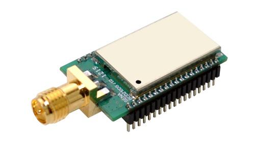 Parani BCD210-DS Bluetooth v2.0+EDR Class 2 embedded OEM Modul, SPP Firmware, SMA Antennenanschluss